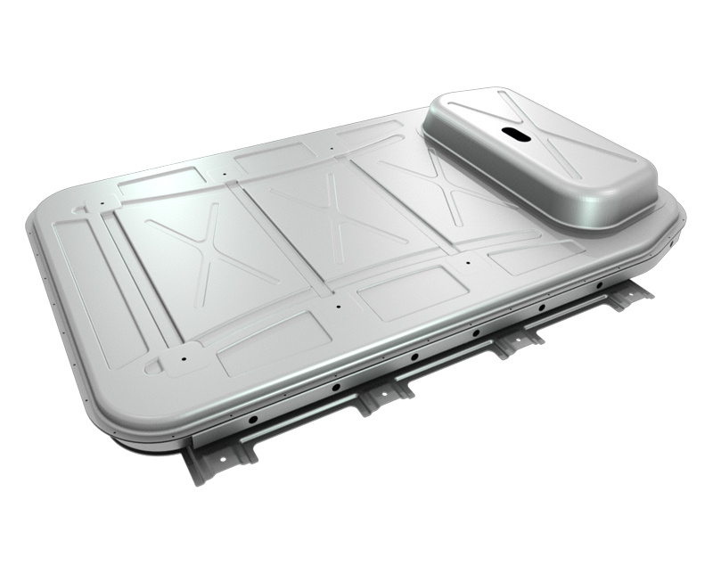 Electric Vehicle Battery Housing