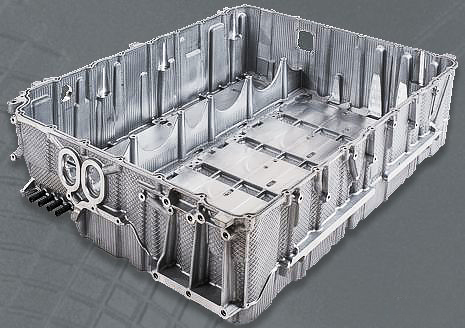 The lightweight of Aluminum Die-casting Battery Housing